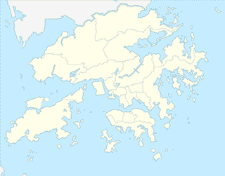 Hong Kong map SVG