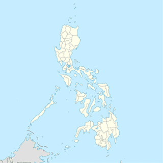 Philippines map SVG