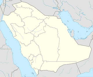 Saudi Arabia map SVG