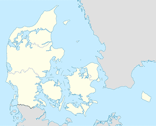 Denmark map SVG