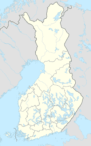Finland map SVG