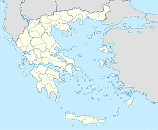 Greece map SVG